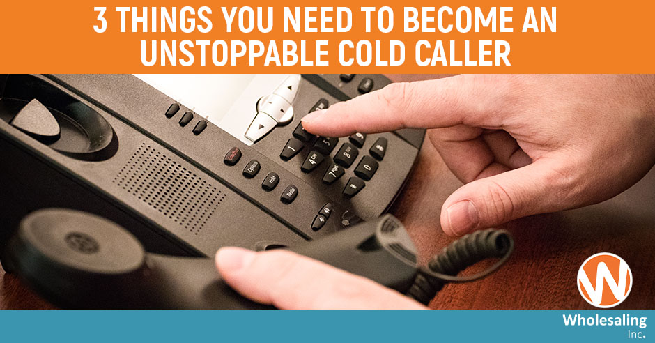 WI 610   Cold Caller
