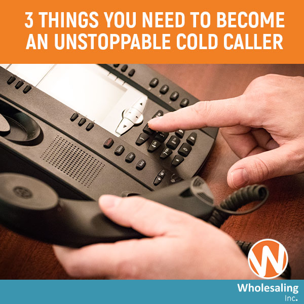 WI 610 | Cold Caller