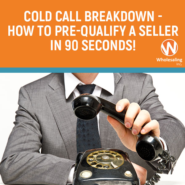 WI 680 | Cold Calling