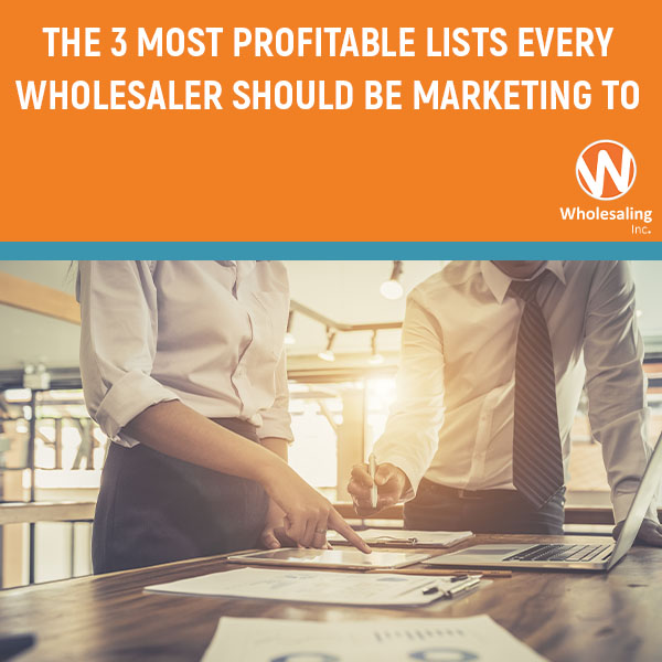 WI 684 | Most Profitable Lists