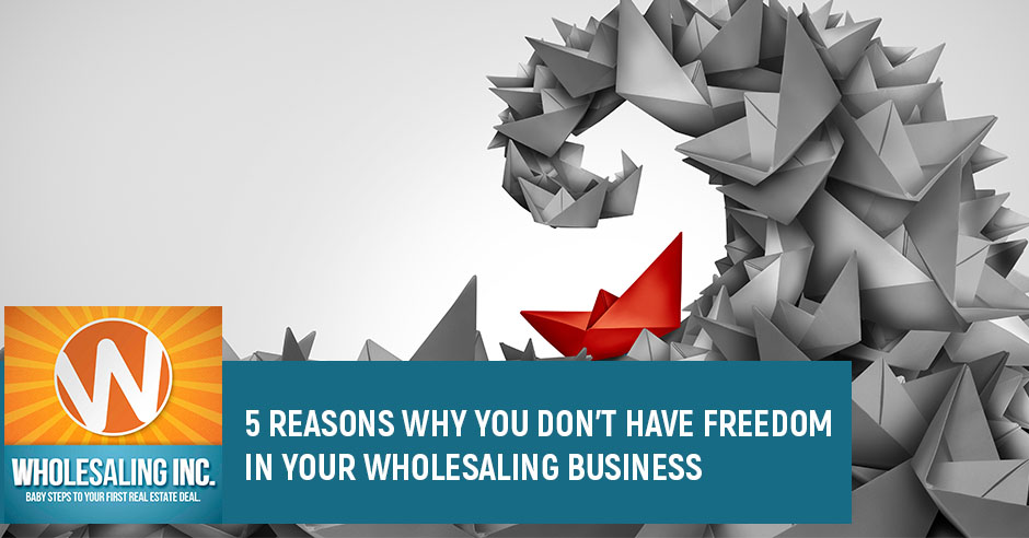WI 701   Wholesaling Business Freedom